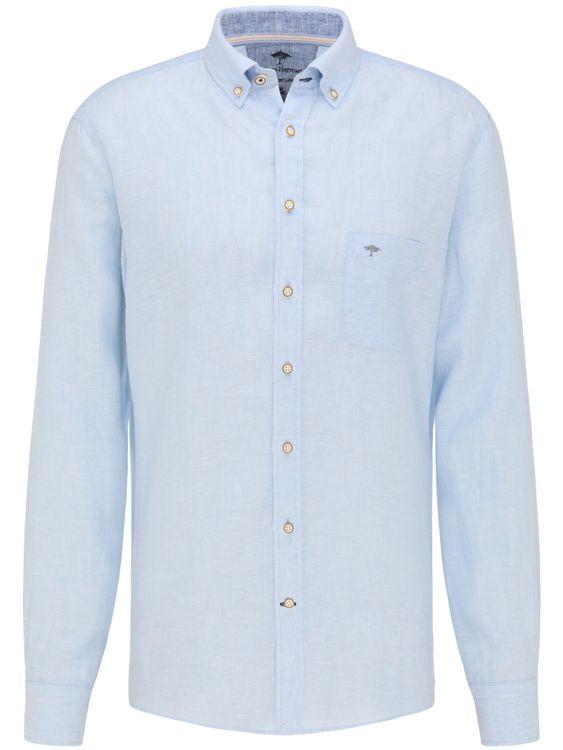 FYNCH-HATTON Overhemd 1121 6030 - 6031 Light Bleu