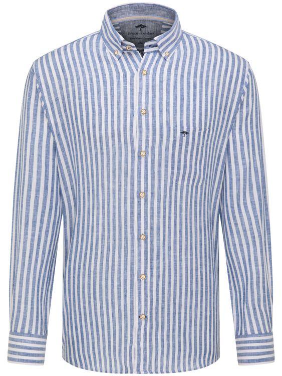 FYNCH-HATTON Overhemd 1121 6040 - 6041 Big Stripe