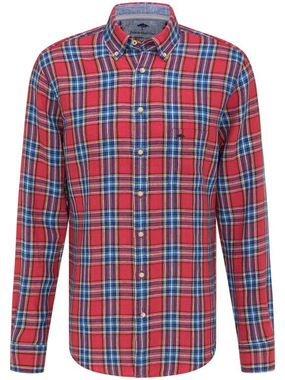 FYNCH-HATTON Overhemd 1121 6050