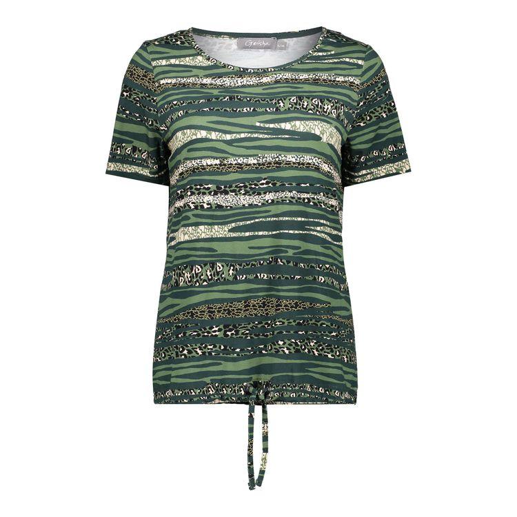 Geisha T-Shirt LM 03206-20