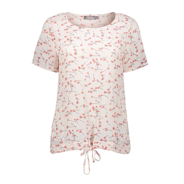 Geisha T-Shirt KM 03130-11