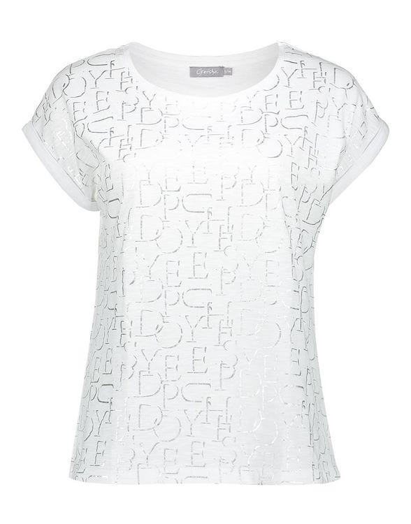 Geisha T-Shirt KM 02105-61