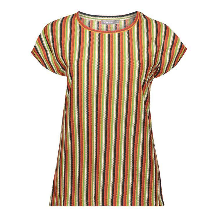 Geisha T-Shirt KM 02101-24