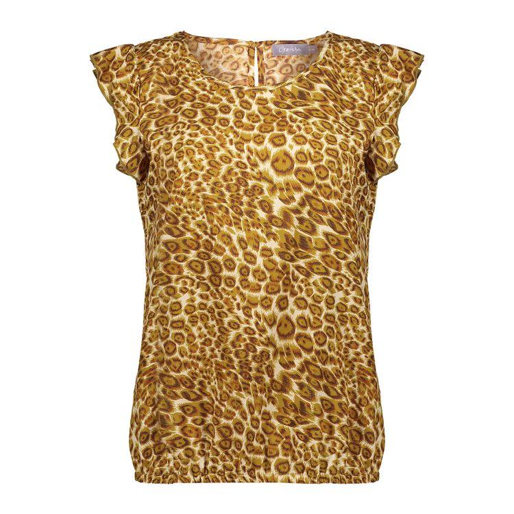 Geisha T-Shirt KM 13099-21