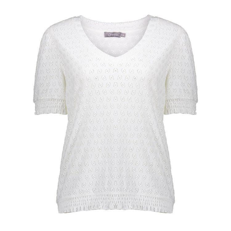 Geisha T-Shirt KM 12025-46