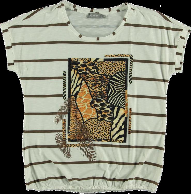 Geisha T-Shirt KM 12368-40