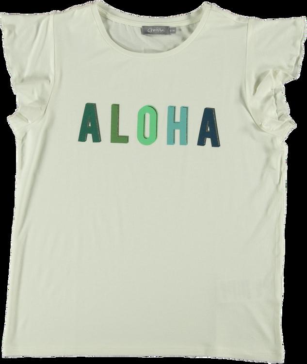 Geisha T-Shirt KM 12401-46