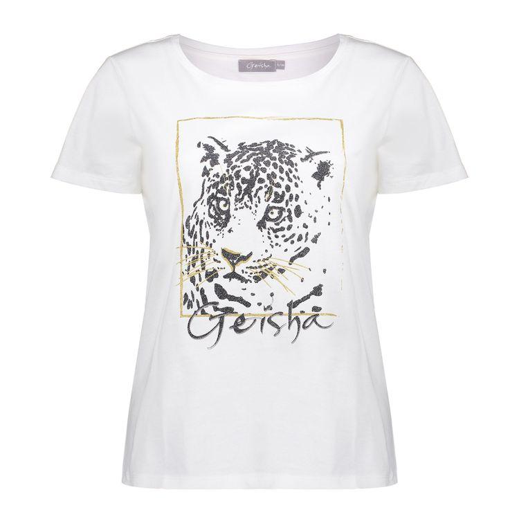 Geisha T-Shirt KM 12394-25