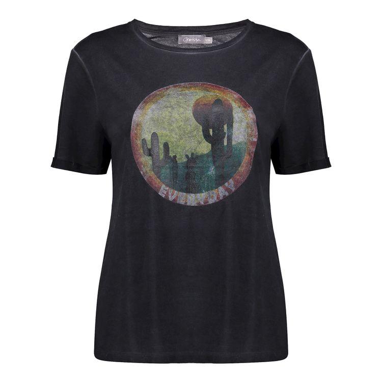 Geisha T-Shirt KM 12365-41