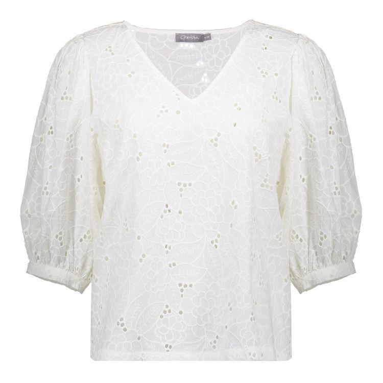 Geisha T-Shirt KM 13354-26