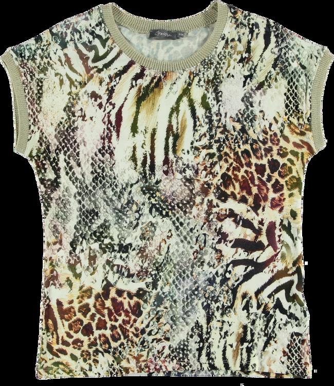 Geisha T-Shirt KM 12420-60 SARAH