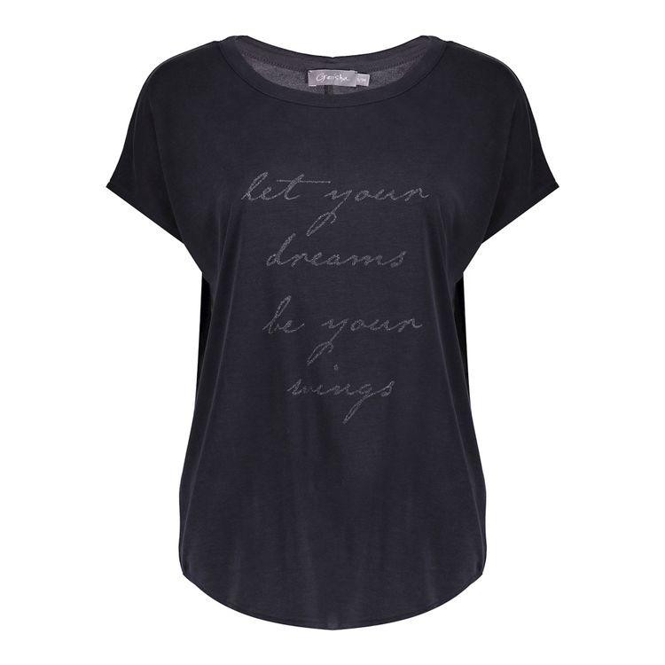 Geisha T-Shirt KM 12604-25