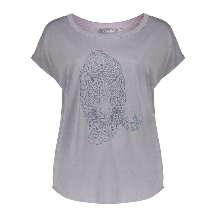 Geisha T-Shirt KM 12600-25