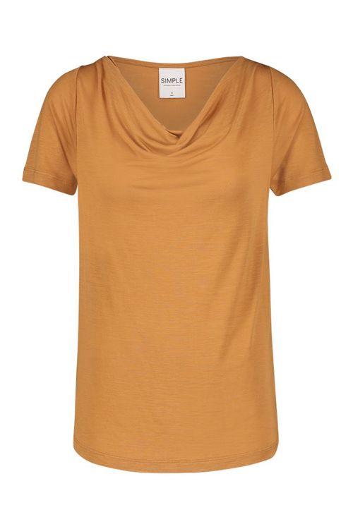 Simple T-Shirt KM FLEUR LYOCELL-00