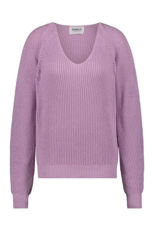 Simple Sweater SORAYA CO-ACR-01