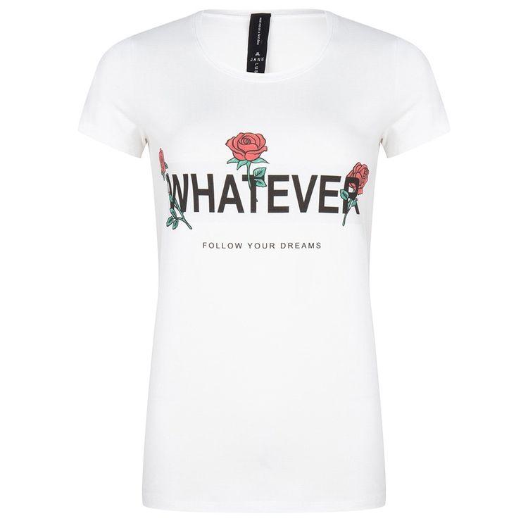 Jane Lushka T-Shirt KM P620SS800