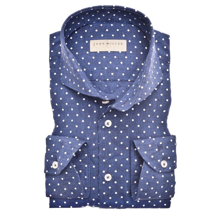 John Miller Overhemd 5139189