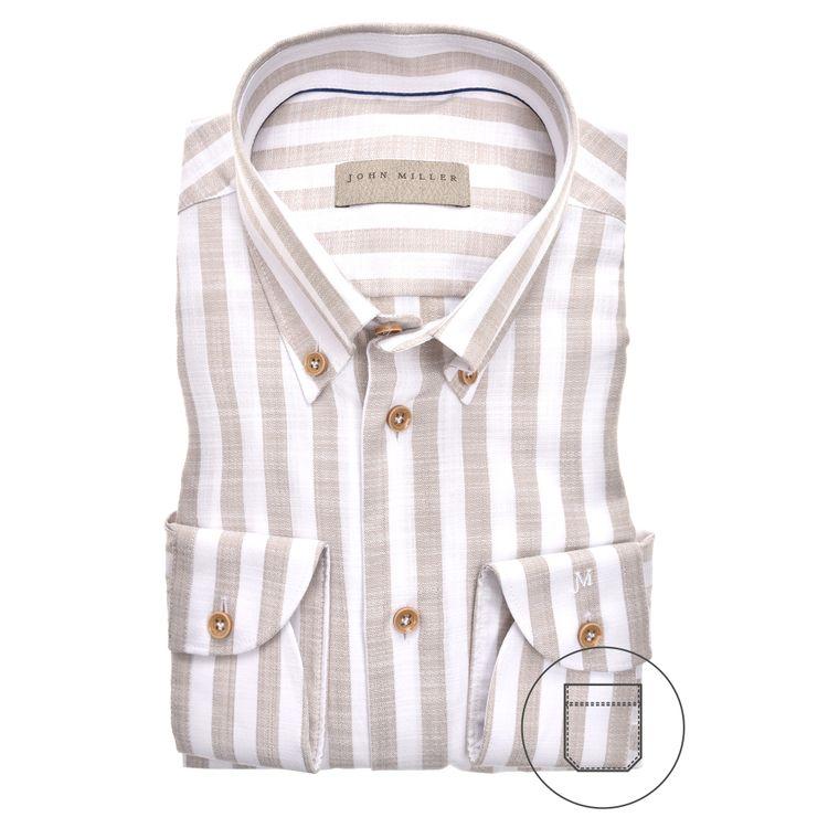 John Miller Overhemd 5139084