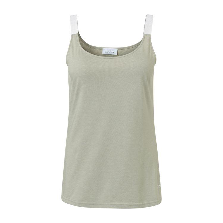 Just White T-Shirt KM 43773
