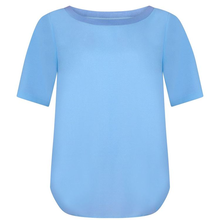Kyra & Ko T-Shirt KM olive-w20