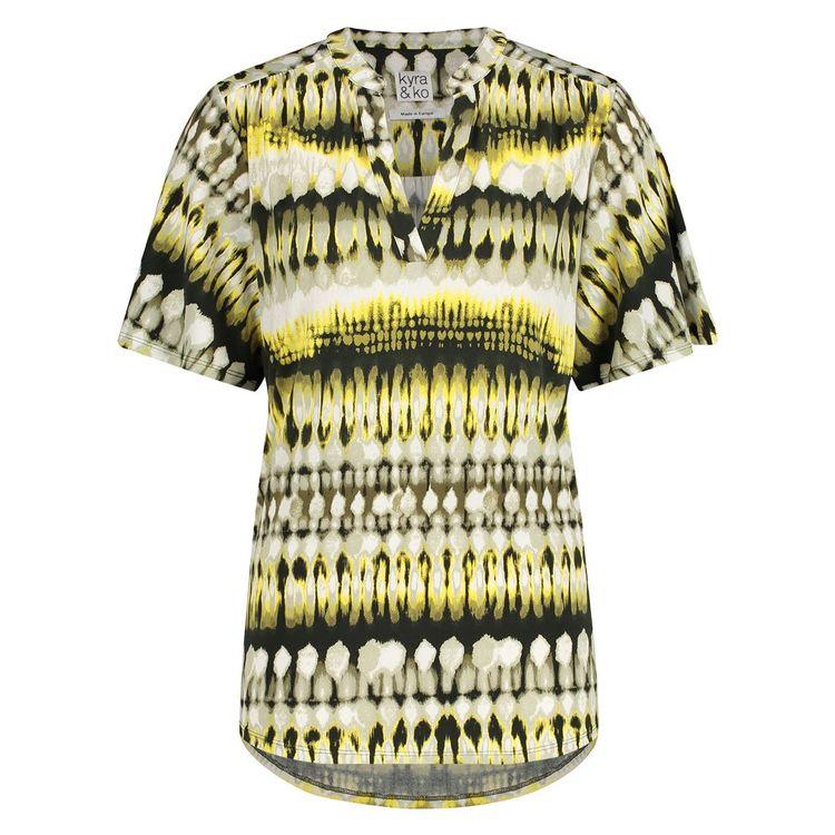 Kyra & Ko T-Shirt KM inde-s21