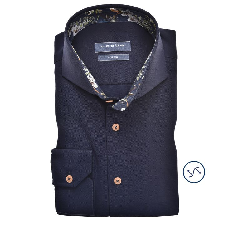 Ledûb Overhemd 139987