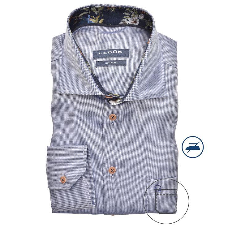 Ledûb Overhemd 139967
