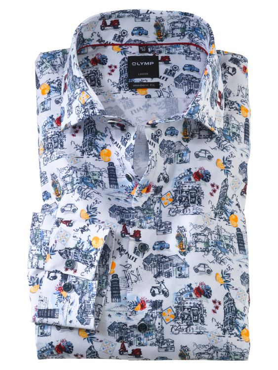 OLYMP Overhemd 1266/74/35
