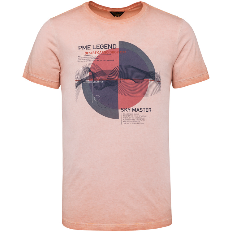 PME-Legend T-Shirt KM PTSS212533