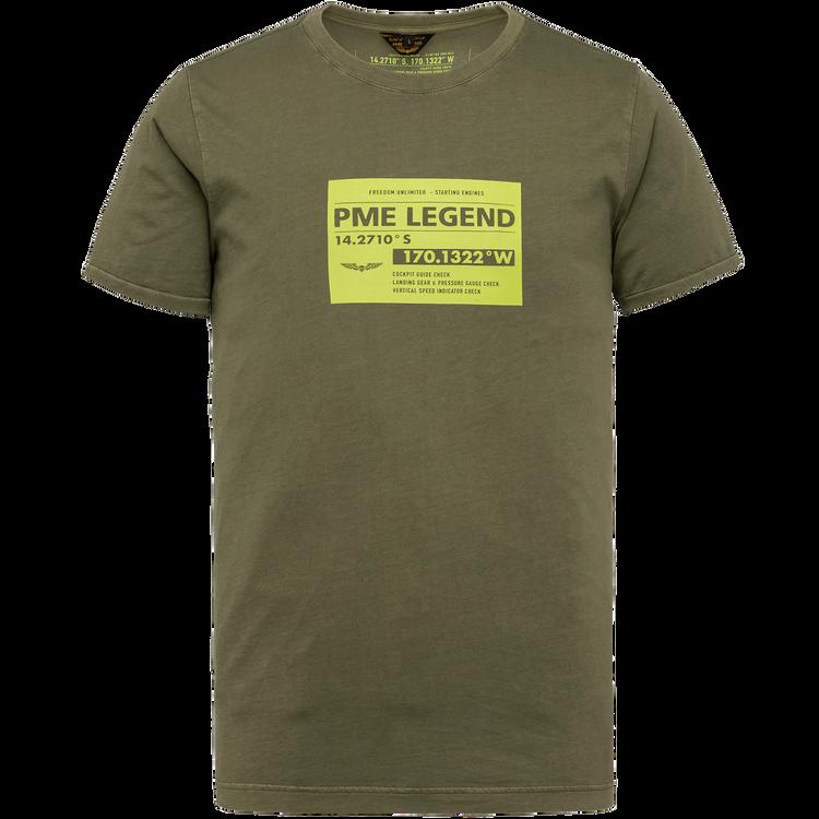 PME-Legend T-Shirt KM PTSS214553
