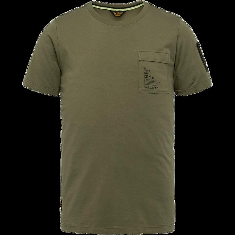 PME-Legend T-Shirt KM PTSS214554