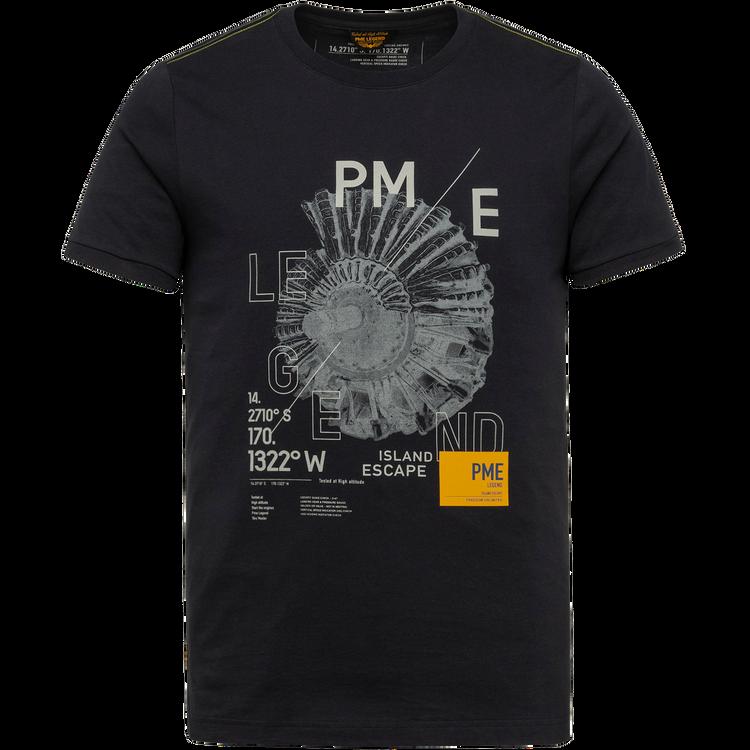 PME-Legend T-Shirt KM PTSS214557