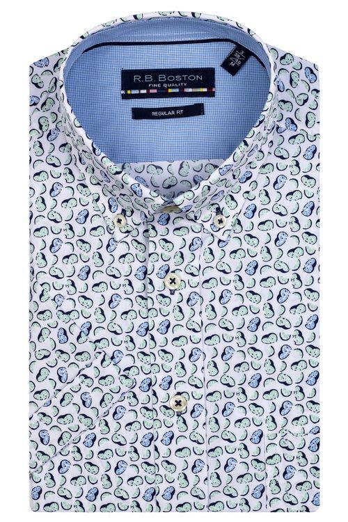 R.B. Boston Overhemd 116670