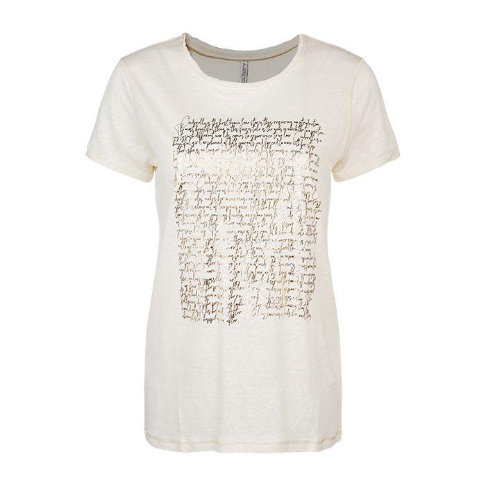 Summum Woman T-Shirt KM 3s4525-30242