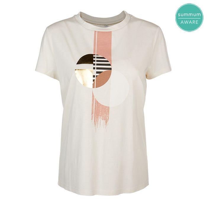Summum Woman T-Shirt KM 3s4551-30245