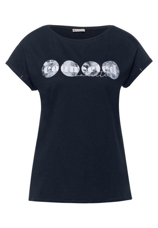 Street One T-Shirt KM A316254