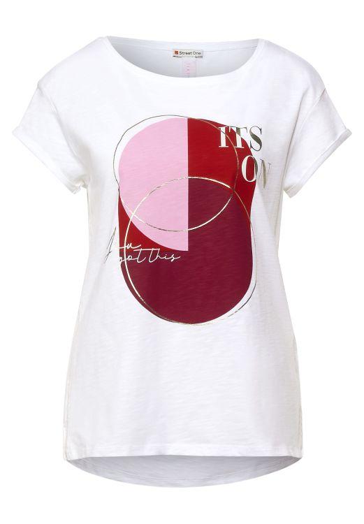 Street One T-Shirt KM A316408