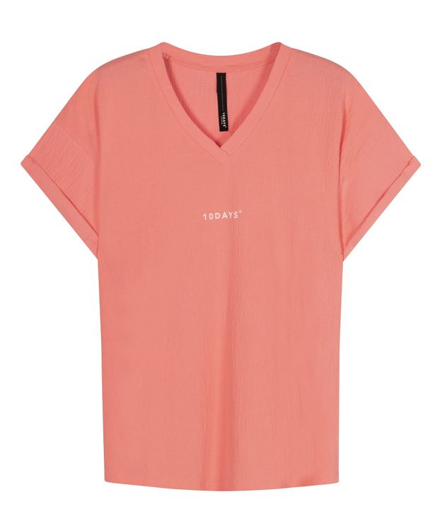 10DAYS T-Shirt KM 20-749-1201
