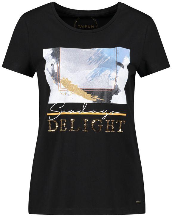 TAIFUN T-Shirt KM 671077-16273