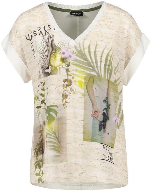 TAIFUN T-Shirt KM 771031-16222