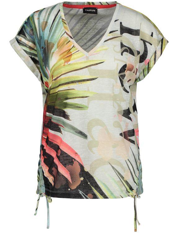TAIFUN T-Shirt KM 771101-16256